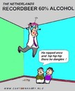 Cartoon: Beer Record In Holland (small) by cartoonharry tagged beer,genever,cartoonharry,record