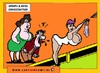 Cartoon: Exaggeration (small) by cartoonharry tagged exaggeration nude sex sexy nymphs nymph cartoon cartoonharry cartoonist dutch toonpool
