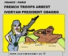 Cartoon: Gbagbo Hotel Prisoner (small) by cartoonharry tagged gbagbo,hotel,bath,un,ivorycoast,ouattarra,cartoon,comic,comics,comix,artist,art,arts,girl,soldier,drawing,cartoonist,cartoonharry,dutch,toonpool,toonsup,facebook,hyves,linkedin,buurtlink,deviantart