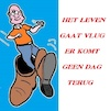 Cartoon: Geen (small) by cartoonharry tagged geen,dag