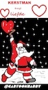 Cartoon: Liefde (small) by cartoonharry tagged kerst,liefde