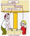 Cartoon: Love (small) by cartoonharry tagged love,cartoonharry