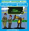 Cartoon: Military Boekelo2015 (small) by cartoonharry tagged holland,military,2015