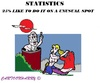 Cartoon: SexSpot (small) by cartoonharry tagged sexspot,unusual,statistics,cartoonharry,toonpool