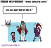 Cartoon: Turkish Laughing (small) by cartoonharry tagged turkey,laugh,forbidden,women