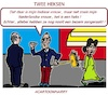 Cartoon: Twee Heksen (small) by cartoonharry tagged heks,cartoonharry