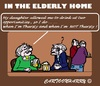 Cartoon: Very Thirsty (small) by cartoonharry tagged elderly,fellows,drink,drunk,thirsty