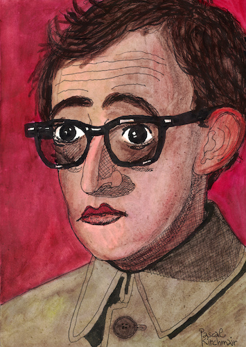Cartoon: Dr. Noah (medium) by Pascal Kirchmair tagged woody,allen,portrait,retrato,drawing,illustration,zeichnung,ilustracion,ilustracao,dibujo,desenho,dessin,disegno,ritratto,pascal,kirchmair,caricature,karikatur,cartoon,tekening,portret,cartum,teckning,caricatura,karikatür,woody,allen,portrait,retrato,drawing,illustration,zeichnung,ilustracion,ilustracao,dibujo,desenho,dessin,disegno,ritratto,pascal,kirchmair,caricature,karikatur,cartoon,tekening,portret,cartum,teckning,caricatura,karikatür