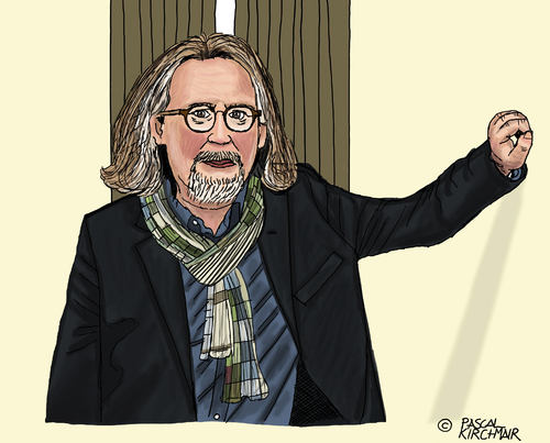 Cartoon: Harald Martenstein (medium) by Pascal Kirchmair tagged harald,martenstein,die,zeit,karikatur,portrait,caricature,cartoon,tagesspiegel,harald,martenstein,die,zeit,karikatur,portrait,caricature,cartoon,tagesspiegel