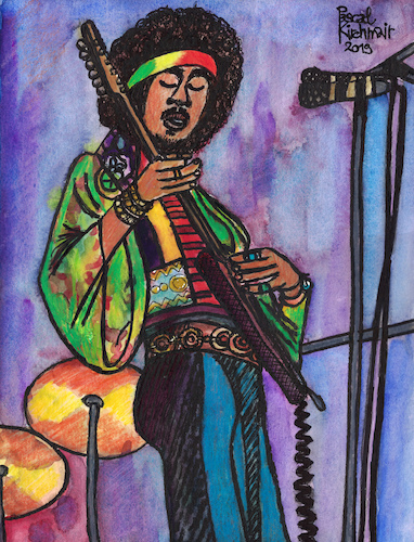 Cartoon: Jimi Hendrix (medium) by Pascal Kirchmair tagged woodstock,jimi,hendrix,experience,great,britain,pop,rock,united,kingdom,london,singer,songwriter,composer,illustration,drawing,zeichnung,pascal,kirchmair,cartoon,caricature,karikatur,ilustracion,dibujo,desenho,ink,disegno,ilustracao,illustrazione,illustratie,dessin,de,presse,du,jour,art,of,the,day,tekening,teckning,cartum,vineta,comica,vignetta,caricatura,portrait,portret,retrato,ritratto,porträt,hey,joe,guitarist,usa,drugs,rocknroll,woodstock,jimi,hendrix,experience,great,britain,pop,rock,united,kingdom,london,singer,songwriter,composer,illustration,drawing,zeichnung,pascal,kirchmair,cartoon,caricature,karikatur,ilustracion,dibujo,desenho,ink,disegno,ilustracao,illustrazione,illustratie,dessin,de,presse,du,jour,art,of,the,day,tekening,teckning,cartum,vineta,comica,vignetta,caricatura,portrait,portret,retrato,ritratto,porträt,hey,joe,guitarist,usa,drugs,rocknroll