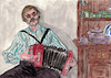 Cartoon: Accordion player (small) by Pascal Kirchmair tagged accordion,fisarmonica,acordeom,acodeao,acordeon,accordeon,ziehharmonika,akkordeon,spieler,musik,musiker,music,nostalgie,nostalgia,dublin,irland,ireland,irlanda,irlande,illustration,drawing,zeichnung,pascal,kirchmair,cartoon,caricature,karikatur,ilustracion,dibujo,desenho,ink,disegno,ilustracao,illustrazione,illustratie,dessin,de,presse,du,jour,art,of,the,day,tekening,teckning,cartum,vineta,comica,vignetta,caricatura,portrait,porträt,portret,retrato,ritratto,irish,moments,ire,irlandes,irlandais,irishman,irlandese,watercolor,watercolour,aquarell,painting,tradition