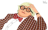 Cartoon: David Hockney (small) by Pascal Kirchmair tagged david,hockney,bigger,picture,splash,artista,artist,illustration,drawing,zeichnung,pascal,kirchmair,cartoon,caricature,karikatur,ilustracion,dibujo,desenho,ink,disegno,ilustracao,illustrazione,illustratie,dessin,de,presse,du,jour,art,of,the,day,tekening,teckning,cartum,vineta,comica,vignetta,caricatura,portrait,retrato,ritratto,portret,kunst,artiste,usa,la,los,angeles,bradford,west,yorkshire,london,california