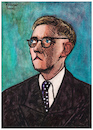 Cartoon: Dmitri Dmitriyevich Shostakovich (small) by Pascal Kirchmair tagged dmitri,schostakowitsch,shostakovich,caricature,disegno,portrait,retrato,ritratto,drawing,dibujo,desenho,cartoon,karikatur,pascal,kirchmair,dessin,composer,komponist,moscow,sankt,petersburg,zeichnung,tekening,cartum,portret,teckning,ritning,music,moderne,russie,russia,rusia,russland,moskau