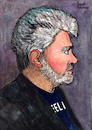 Cartoon: Pedro Almodovar (small) by Pascal Kirchmair tagged pedro,almodovar,portrait,retrato,caricatura,karikatur,dibujo,desenho,drawing,zeichnung,pascal,kirchmair,dessin,ritratto,disegno,caricature,cartoon,ilustracion,illustration,illustrazione,ilustracao,illustratie,tekening,teckning,cartum,vignetta,vineta,comica
