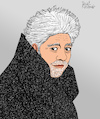 Cartoon: Pedro Almodovar (small) by Pascal Kirchmair tagged pedro,almodovar,spain,madrid,espana,espanha,espagne,spanien,spagna,director,de,cine,guionista,productor,espanol,la,movida,madrilena,dibuix,illustration,drawing,zeichnung,pascal,kirchmair,cartoon,caricature,karikatur,ilustracion,dibujo,desenho,ink,disegno,ilustracao,illustrazione,illustratie,dessin,presse,du,jour,art,of,the,day,tekening,teckning,cartum,vineta,comica,vignetta,caricatura,portrait,porträt,portret,retrato,ritratto