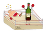 Cartoon: The Alcoholic (small) by Pascal Kirchmair tagged alcoholic,alkoholiker,boxring,boxing,ring,boxeur,pugilista,boxer,alcoholico,alcoolique,alcolista,alcoolico,alcoolatra,gag,humour,umorismo,umore,spirito,humor,lustig,cartoon,caricature,karikatur,pascal,kirchmair,no,deal,illustration,drawing,zeichnung,political,politische,ilustracion,dibujo,desenho,ink,disegno,ilustracao,illustrazione,illustratie,dessin,de,presse,du,jour,art,of,the,day,tekening,teckning,cartum,vineta,comica,vignetta,caricatura,esprit,witz,pugilatore,pugile,boxeador,pugil,pugiliste,faustkampf,sieger,gagneur,ganador,gewinner,winner,am,ende,at,in,end,vainqueur,gagnant,vincitore,vincente,alkohol,rotwein,wein,vino,tinto,rosso,vin,red,wine,alcool,alcol,alcohol,besoffen,ubriaco,bevuto,bourre,saoul,chingado,borracho,bebado