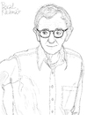 Cartoon: Woody Allen (small) by Pascal Kirchmair tagged woody,allen,jazz,manhattan,new,york,upper,east,side,academy,awards,oscar,oscars,author,autor,autore,auteur,filmmaker,artist,art,hollywood,parasite,screenwriter,illustration,drawing,zeichnung,pascal,kirchmair,cartoon,caricature,karikatur,ilustracion,dibujo,desenho,ink,disegno,ilustracao,illustrazione,illustratie,dessin,de,presse,du,jour,of,the,day,tekening,teckning,cartum,vineta,comica,vignetta,caricatura,portrait,porträt,portret,retrato,ritratto
