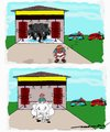 Cartoon: jumbo washing (small) by kar2nist tagged jumbo,elephant,carwash
