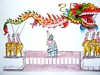 Cartoon: Dragon story (small) by axinte tagged axi