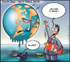 Cartoon: Earth Day 2012 (small) by Carayboo tagged earth,day,april,22,nd,2012,nature,world,planet,ecology,save,economy,trade,human,ocean