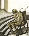 Cartoon: thinker (small) by drljevicdarko tagged thinker