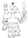 Cartoon: Construction (small) by Kestutis tagged kestutis,siaulytis,lithuania,adventure,armor