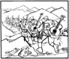 Cartoon: Untitled (small) by Kestutis tagged untitled,mountains,climbers,kestutis,sluota