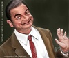 Cartoon: Mr. Bean (small) by cristianst tagged cartoon
