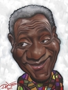 Cartoon: The Coz (small) by Dante tagged bill cosby caricature