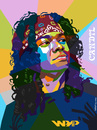 Cartoon: Candil (small) by areztoon tagged candil,wpap