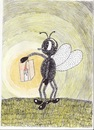 Cartoon: Lantern for fire fly (small) by cristian constandache tagged cristian,constandache,student,kid,boy,free,academy,graphic,art,paula,salar,romania,eu,world,humanity,leran,draw,cartoon,cartoonist,gallery,lantern,for,fire,fly,freedom,sky,god,good,tv,pc,ink,watercolor,pencil,pen,network,newspaper,interview,talented,geniu