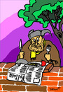 Cartoon: ... (small) by to1mson tagged kultura,kultur,culture