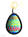 Cartoon: Ostern 2016 (small) by to1mson tagged brussel,terror,ue,eu,ostern