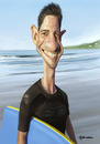 Cartoon: Caricatura Luis Villar (small) by manohead tagged manohead,caricatura,caricature,luis,villar