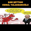 Cartoon: Kemal Seytani (small) by Edep tagged seytan,chp,fasist,kemalist,din,dusmani