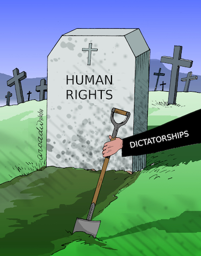 Humans Rights reality.