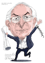 Cartoon: Antonio Ledezma-Venezuela (small) by Cartoonarcadio tagged venezuela,ledezma,south,america,latin