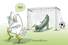 Cartoon: Tha world cup is going on... (small) by Cartoonarcadio tagged war,football,peace,fiesta,conflicts,the,world