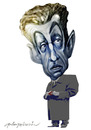 Cartoon: Nicolas Sarkozy (small) by oktaybingöl tagged nicolas,sarkozy