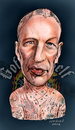 Cartoon: Chris Walter caricature (small) by Harbord tagged chris,walter,writer,publisher,gfy,press
