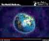 Cartoon: THE WORLD Mode on... (small) by PETRE tagged earth world covid19 coronavirus plague
