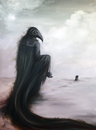 Cartoon: Last hour of Sorrow (small) by AleksandrKeller tagged last