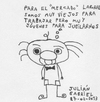 Cartoon: 27-02-2013 (small) by Juli tagged quinpha,trabajo,work,job,desempleo,unemployment,explotacion,explotation