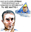 Cartoon: ETERNI (small) by Grieco tagged grieco,ali,agca,berlusconi,eterno
