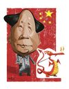 Cartoon: Mao Tse Tung (small) by nader_rahmani tagged mao