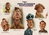 Cartoon: Inglourious Basterds (small) by Amir Taqi tagged inglourious,basterds