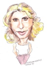 Cartoon: Emilia Fox (small) by jjjerk tagged emilia,fox,actress,actor,cartoon,caricature,film,english,england