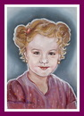 Cartoon: Alexandra (small) by Kidor tagged child kidor