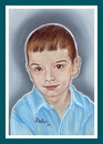 Cartoon: Andrei C (small) by Kidor tagged child kidor
