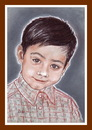 Cartoon: Cristian (small) by Kidor tagged child kidor